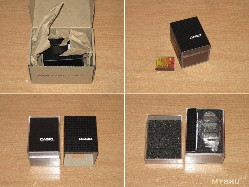 Часы Casio WV-59DE-1AVEF