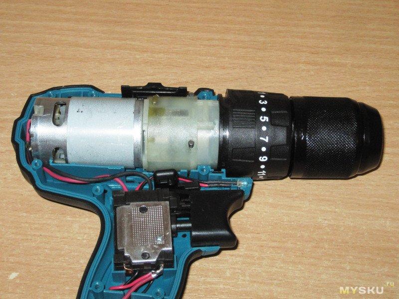Шуруповерт/дрель под 18 вольт аккумулятор Makita
