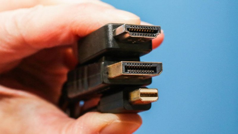 Адаптер DP2HDMI. Как это устроено
