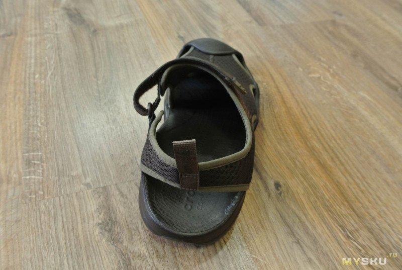 CROCS Swiftwater™ Mesh Deck Sandal. Лапти XXI века.