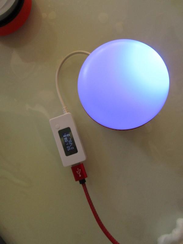 Кемпинговый фонарь Brilex с функцией повербанк