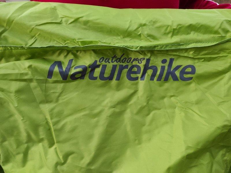 Надувное кресло биван от Naturehike