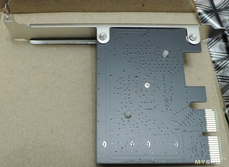 2-port sata600 pcie 2.0 x2 контроллер на asm1062