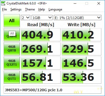 2х-портовый USB 3.1 Gen.2 адаптер на Asmedia asm3142 (pcie 3.0 x2)