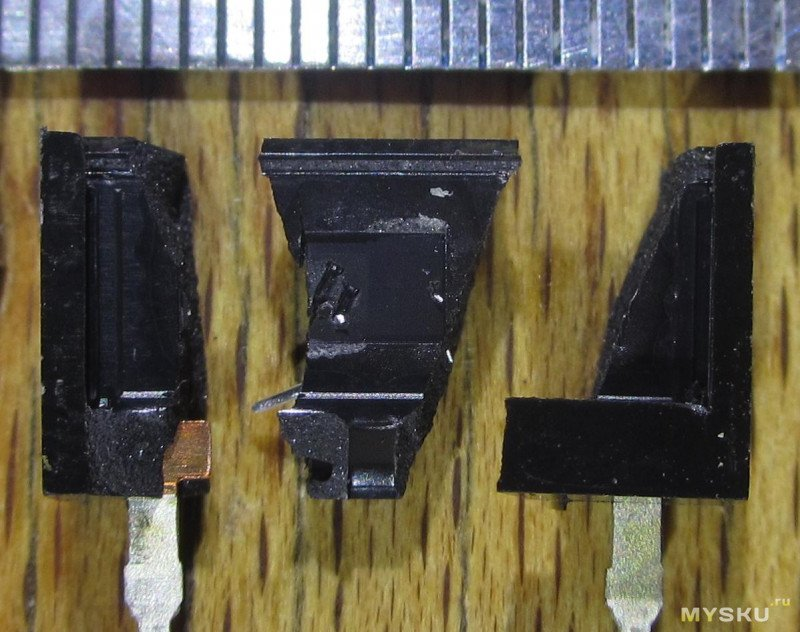 Поддельные транзисторы IRFB4410Z.