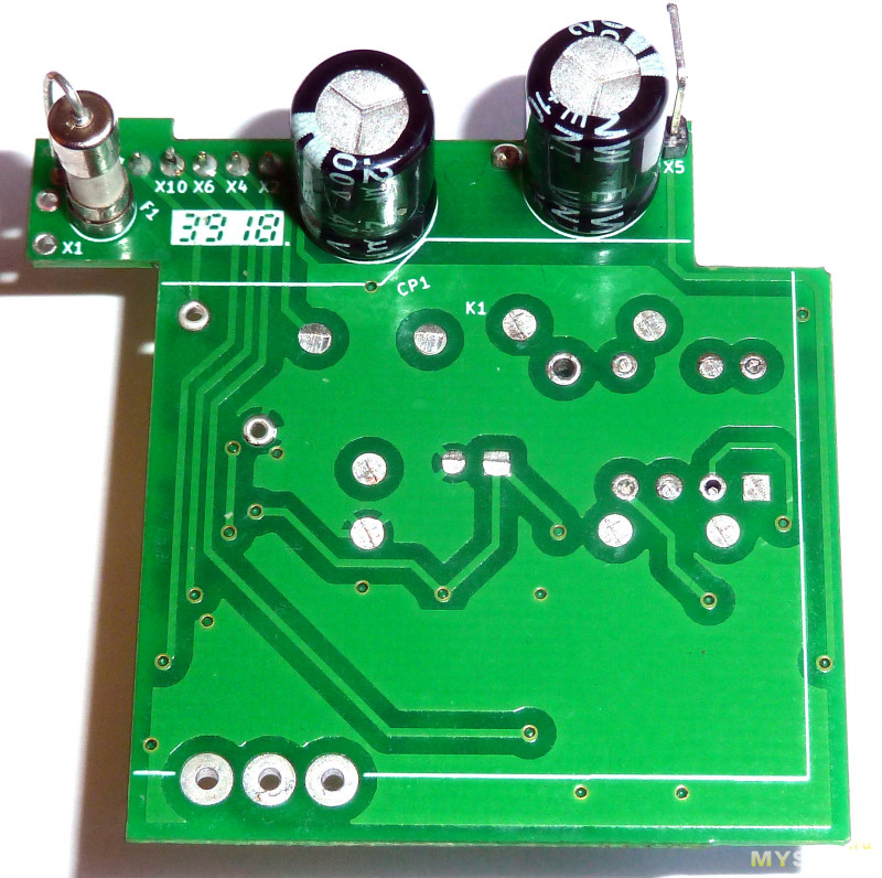 Однофазные реле контроля напряжения, часть 5 - RBUZ D2-63 от DS Electronics