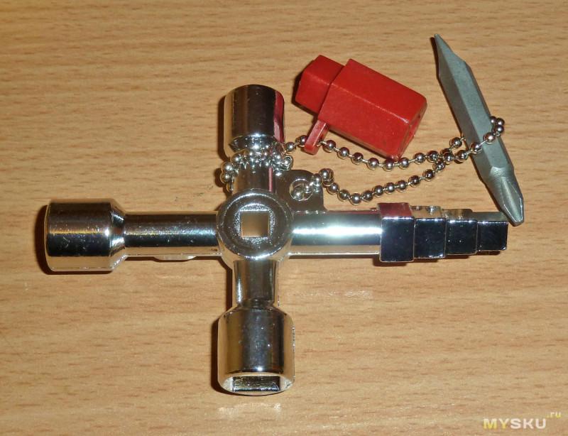 Спецключ для некоторых замков