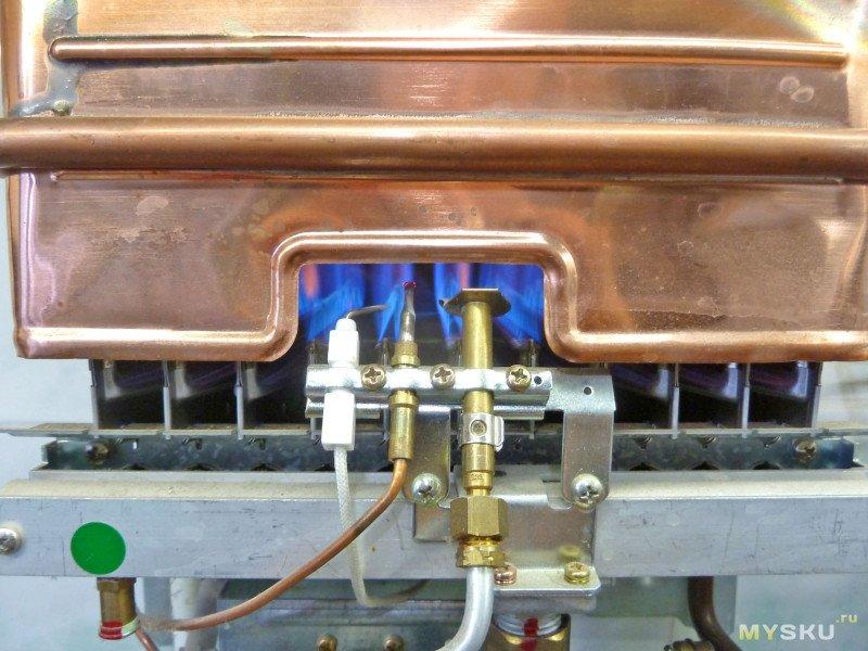 Ремонт газовой колонки BAXI SIG-2 11p