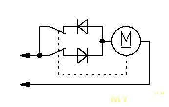 """Электрический привод арматуры (манипулятор) шарового крана 1/2"""" 12V CR01"""