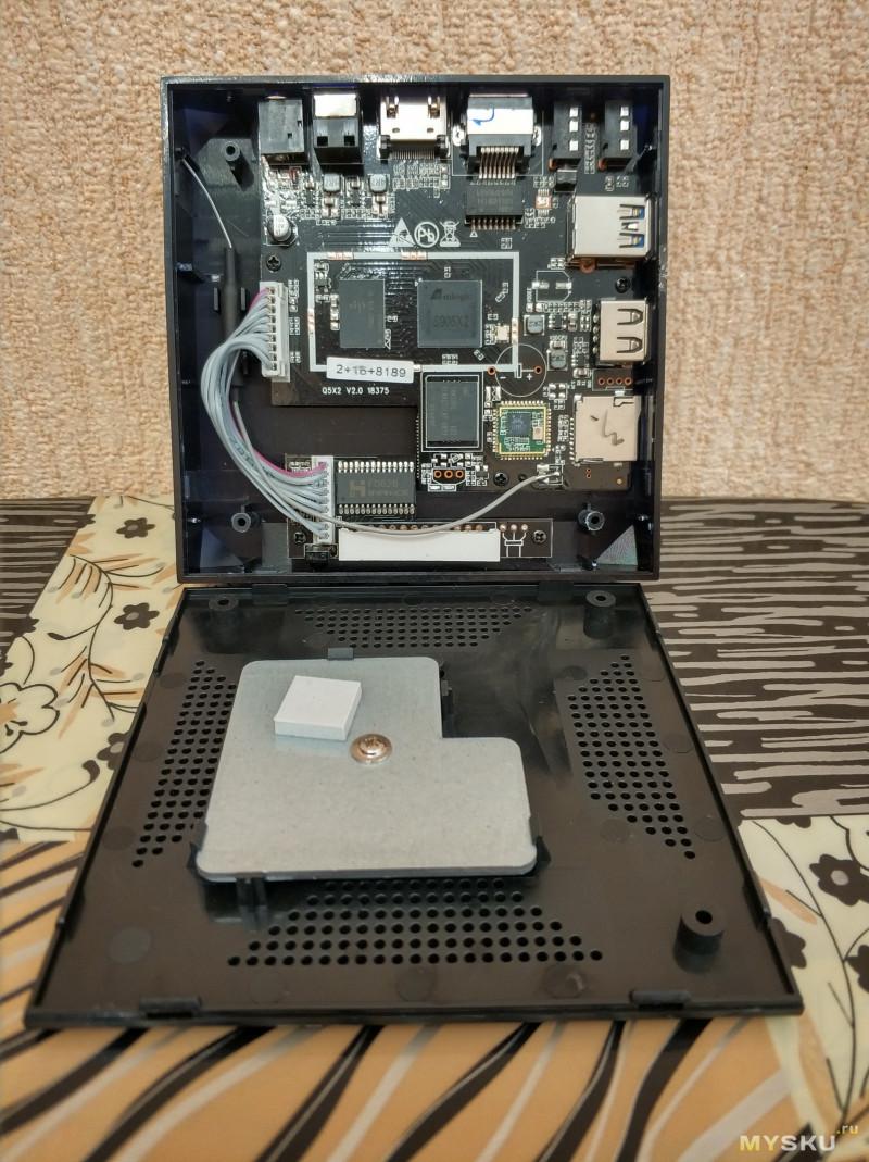 ТВ-бокс X96 Max на новом процессоре Amlogic S905X2