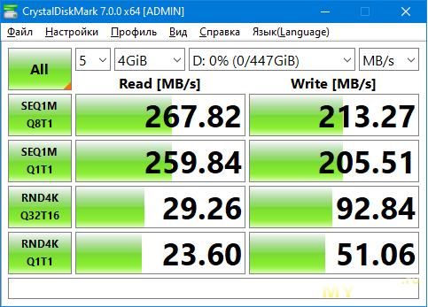 SSD Goldenfir 480GB - SSD по цене HDD(500Gb)