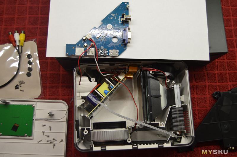 Everycom X20 - дешевый проектор на дачу