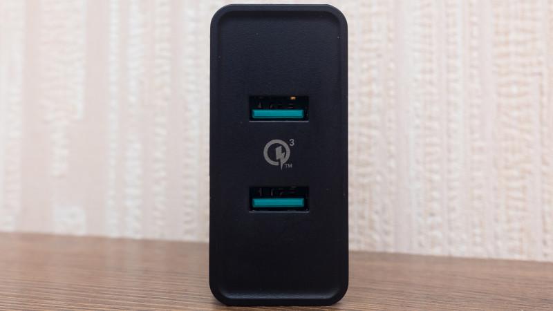 Мощный блок питания Ugreen Quick Charge 3.0 36 Ватт