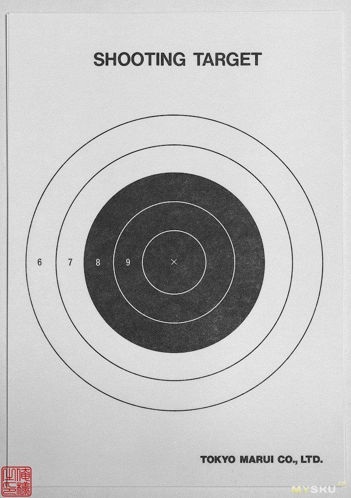 Пистолет Tokyo Marui Hi-Capa 5.1 Gold Match. Золотой во всех смыслах.