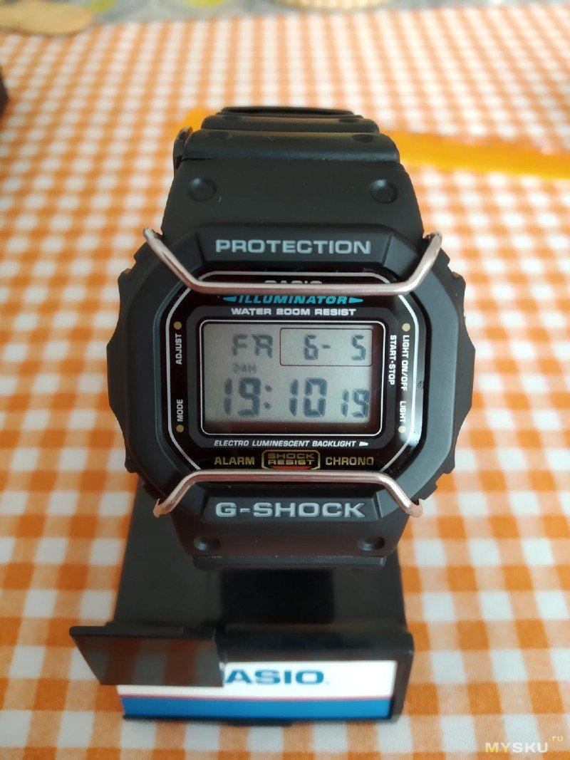 Буллбар для Casio G-Shock 5600