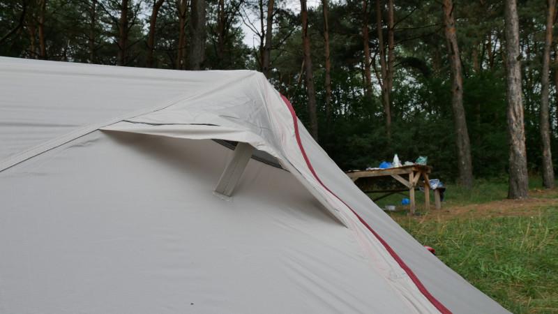 Ультралегкая двухместная двухслойная палатка Blackdeer Ultralight tent