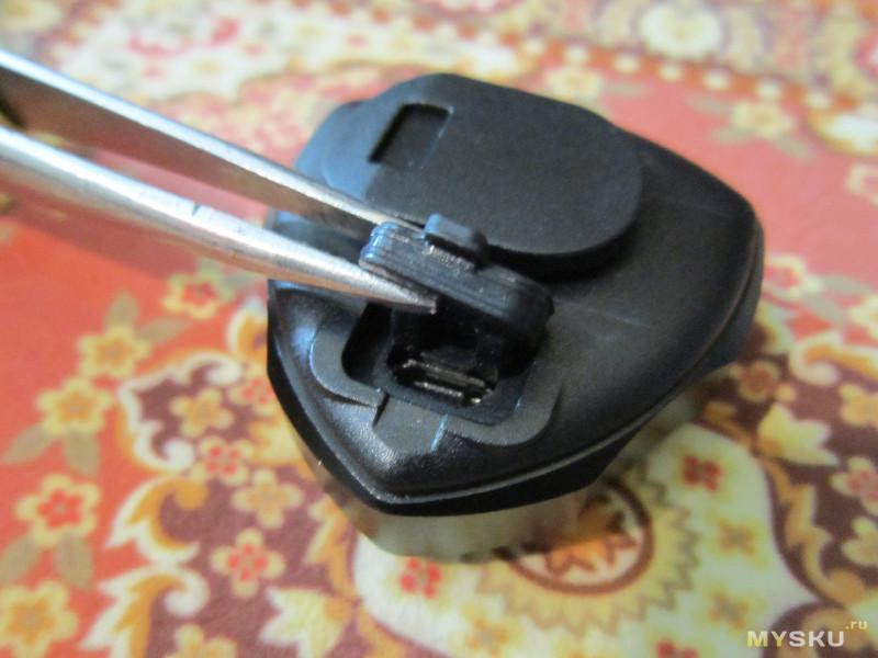 Задний велофонарь XANES STL13 с функцией стоп-сигнала