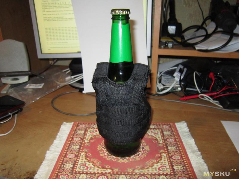 <span>Бронежилет для... банок и бутылок?</span>