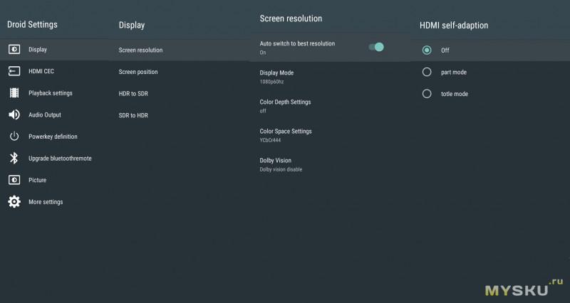Обзор приставки T95X2, 4Gb/32Gb на Amlogic S905X2