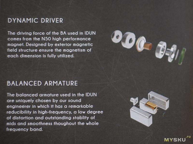 Kinera IDUN — впечатляющий звук внутриканальных гибридных наушников в прекрасной оправе