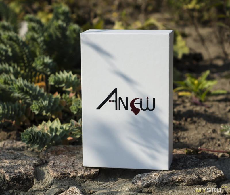 ANEW U1 — впечатляющие однодрайверные динамические наушники
