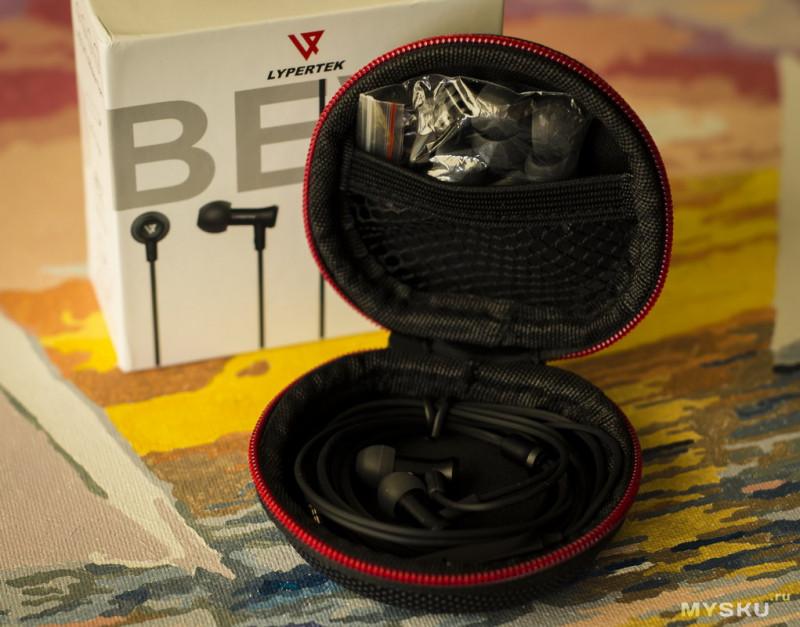 Lypertek BEVI — классика арматурных наушников