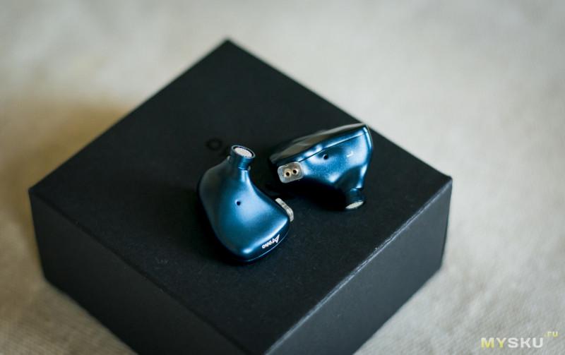 iKKO OH1 — первые качественные наушники от нового бренда
