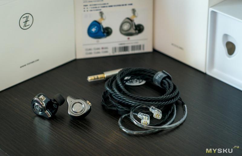 TFZ KING Exclusive Upgraded — наушники с детальным басом и впечатляющими высокими