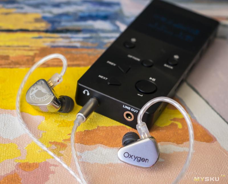 Tanchjim Oxygen — взвешенный и аккуратный звук динамических наушников