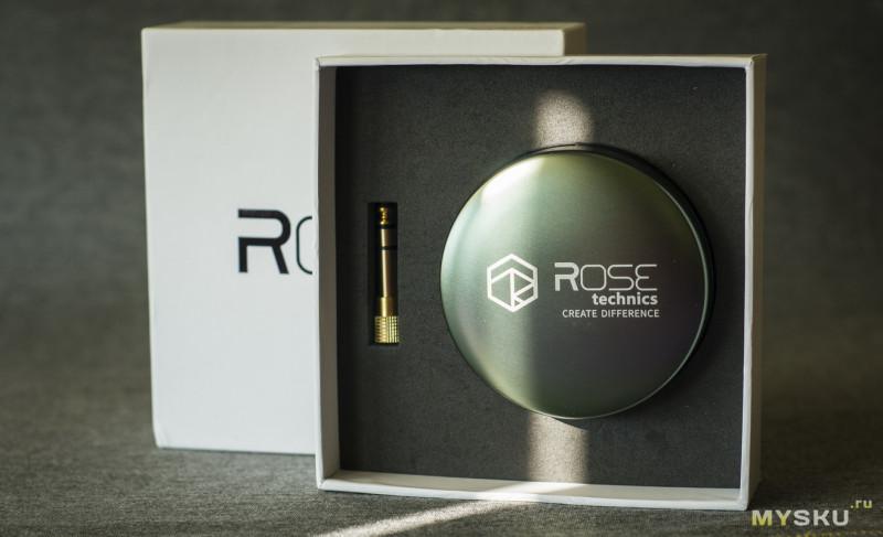 ROSE Mini2 (MKII 2.0) — арматурные наушники в лучшем проявлении