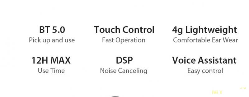 Скидка на TWS наушники от Xiaomi - Haylou GT1 Mini