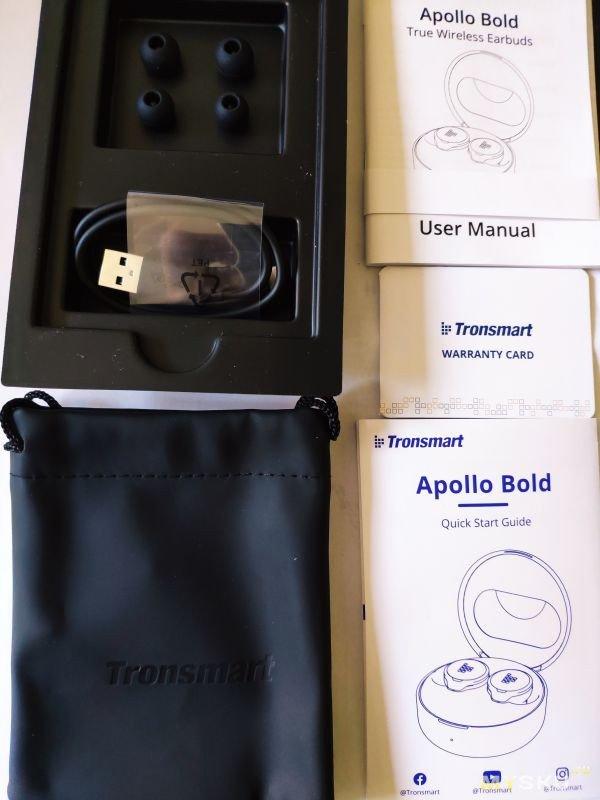 Обзор Tronsmart Apollo Bold. «Бюджетник» с топовой начинкой