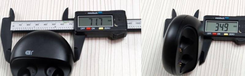 """Беспроводные Bluetooth наушники/гарнитура Dostyle HS601 Arena с коробкой """"повербанком"""""""