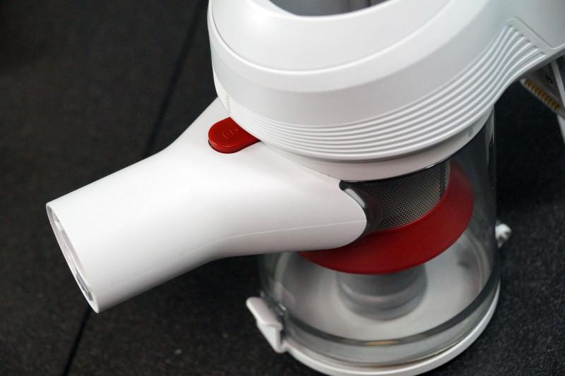 Новый ручной беспроводный пылесос от Сяоми - JIMMY JV51