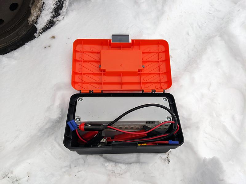 Стартовые провода для автомобильного пускового устройства
