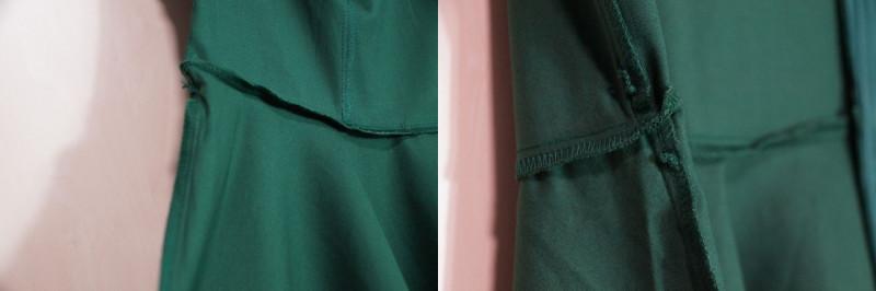 Платье с юбкой солнце-клеш от Grace Karin, цвет зеленый
