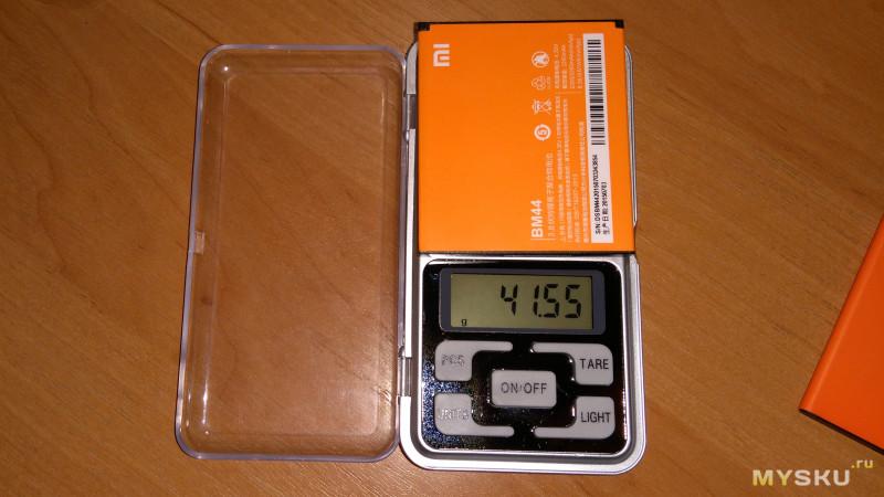 """<span>Батарея для телефона Xiaomi Redmi 2 """"100% Оригинальные BM44""""</span>"""