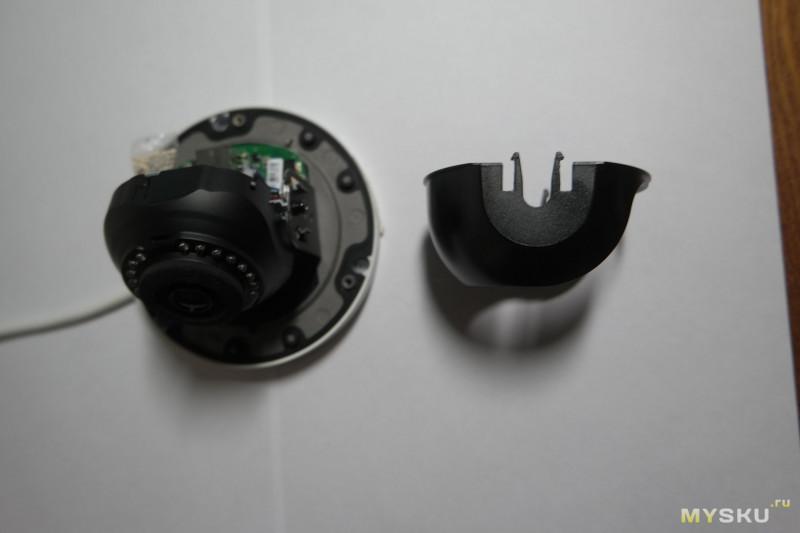 Камера Hikvision  DS-2CD1121-I и немного DIY рукоблудия (осторожно трафик)