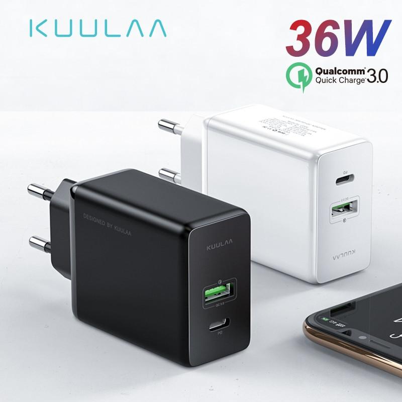 USB Блок питания KUULAA 36W