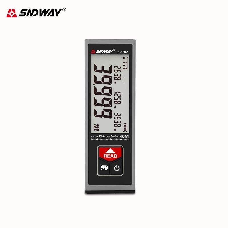 Лазерный дальномер SNDWAY SW-B40/50/60
