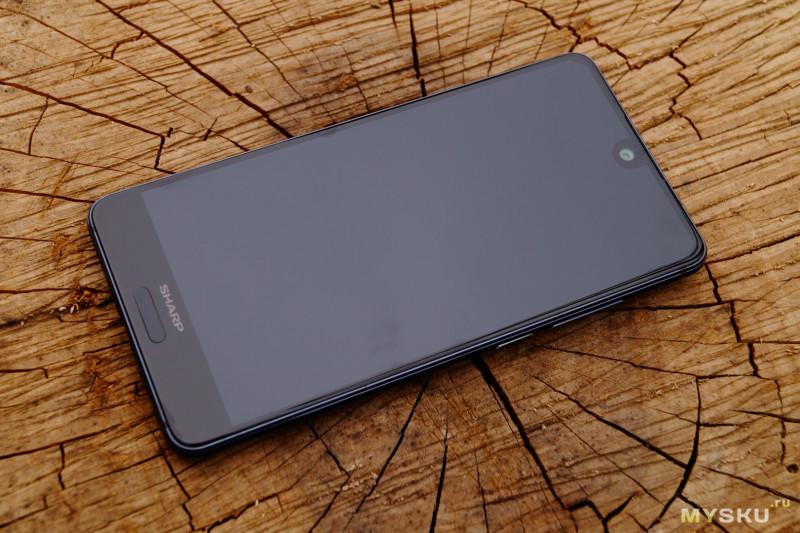 Смартфон SHARP AQUOS S2 - апгрейд и впечатления.
