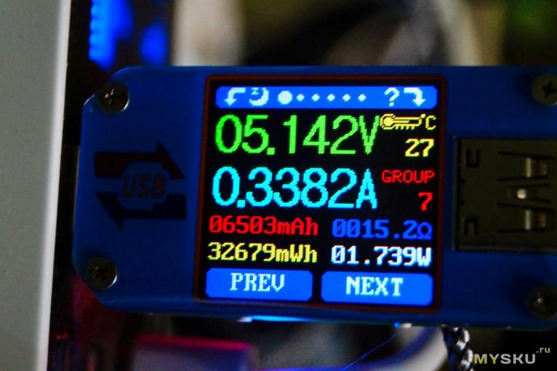 Портативный ФМ трансмиттер со штекером 3.5 мм