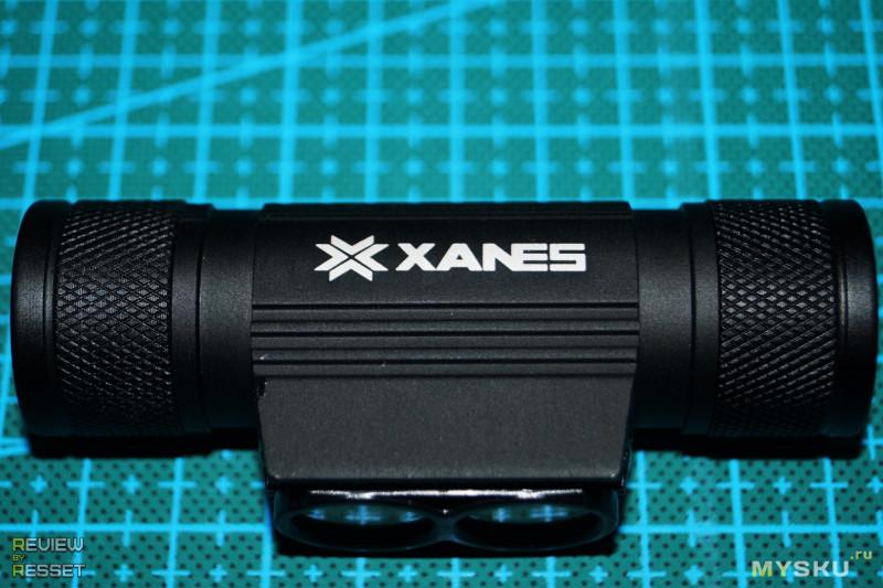 XANES D25. Яркий влагозащищенный налобник.