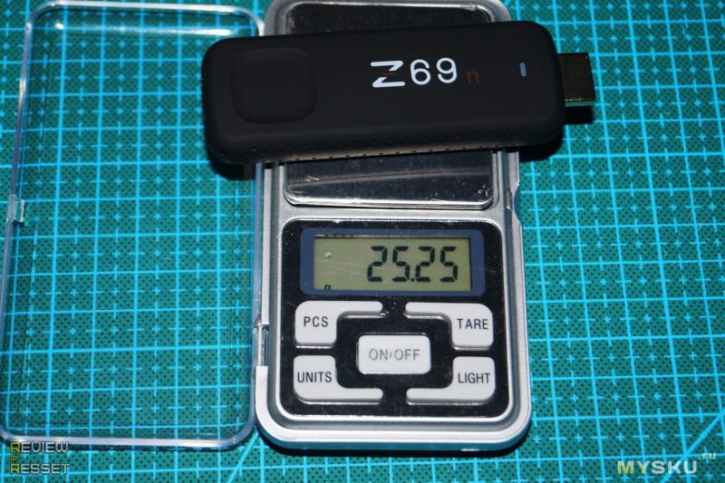 "ТВ-стик Z69N на ""холодном"" S905Y2"