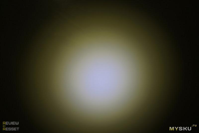 Кемпинговый складной фонарь.