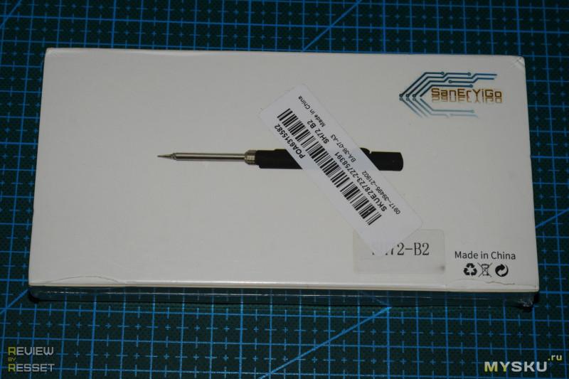 Небольшой низковольтный паяльник SH72 65Вт