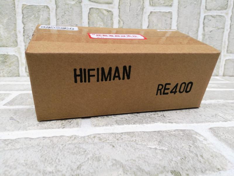 Отличные наушники HIFIMAN RE 400