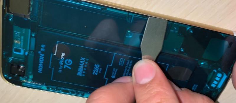 Увеличенная батарея на Iphone 7. Обзор и установка.