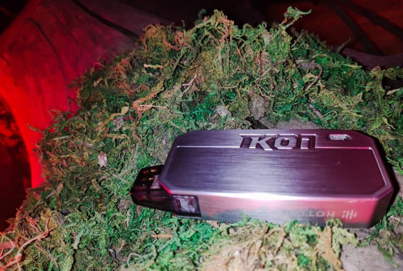 Автономный POD(эл сигарета) KOI