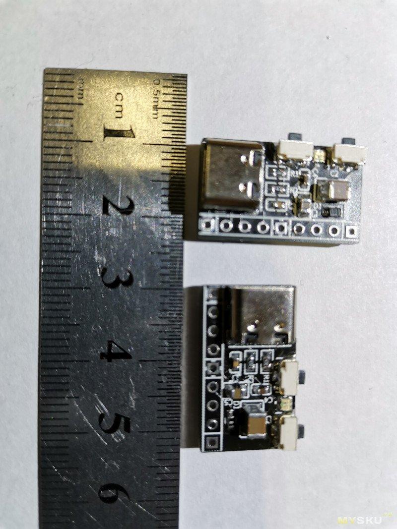 Модуль Type C to UART